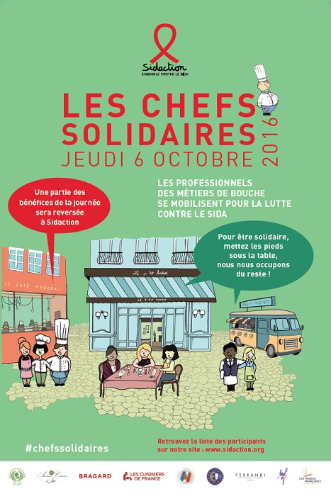 affiche chefs solidaires 2016