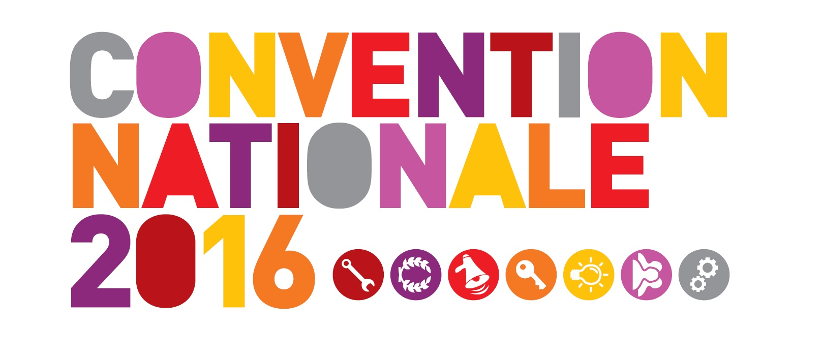 logo convention nationale 2016