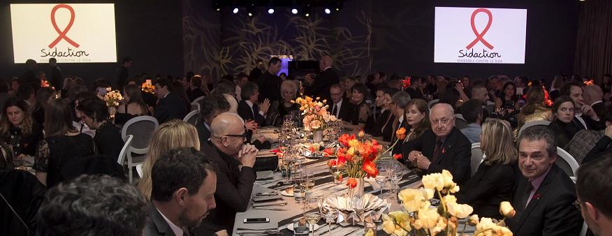 photo dîner de la mode 2016
