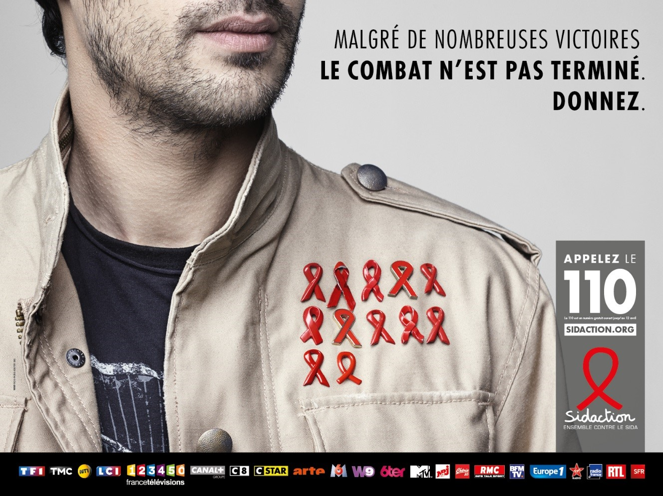 affiche sidaction 2017