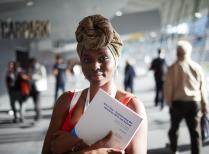 Nouvelle déception pour les femmes d'Afrique sub-saharienne