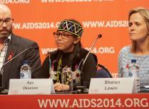 Ouverture de la 20e Conférence mondiale sur le sida