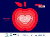 Affiche de l'exposition Amour au Louvre Lens