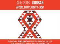 AIDS 2016 : Sidaction à la Conférence internationale sur le sida de Durban