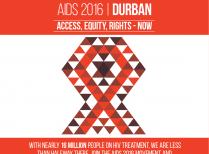 AIDS 2016 : Sidaction à la Conférence internationale sur le sida de Durban