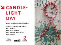 Invitation Candle Light Day 2015