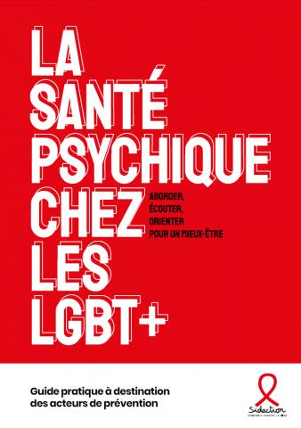 Guide santé psychique chez les LGBT+
