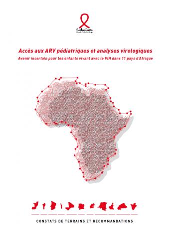 etude ARV pédiatriques sidaction