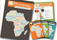 Visuel centre de ressources francophones sur le VIH-sida