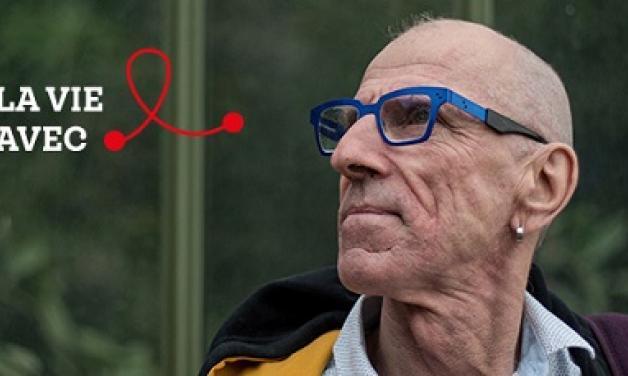 image la vie avec_journée mondiale lutte contre le sida