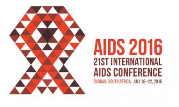 logo conférence internationale sur le sida