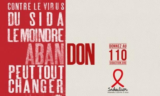 sidaction 2018_le moindre don peut tout changer