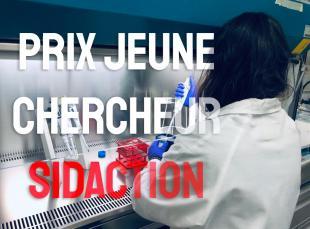 Le prix Jeune Chercheur Sidaction 2021